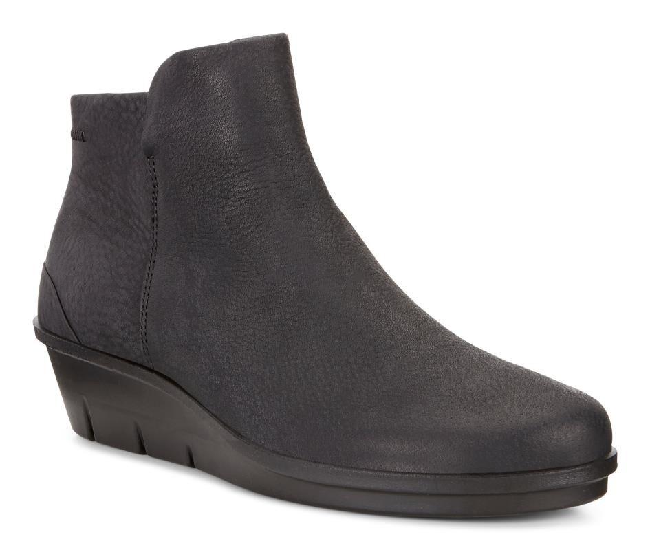 ECCO Women's Skyler Wedge Bootie Size 10/10.5 0809704001524