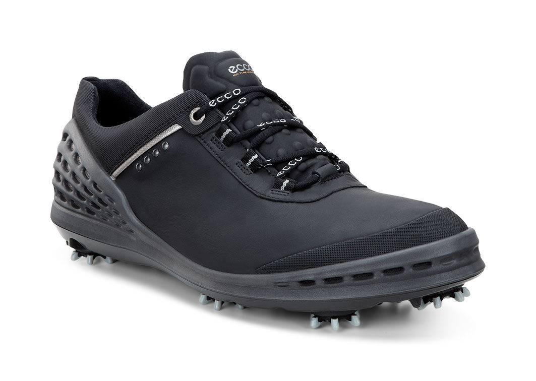 Men's ECCO 'Cage' Golf Shoe, Size 6-6.5US / 40EU - Black