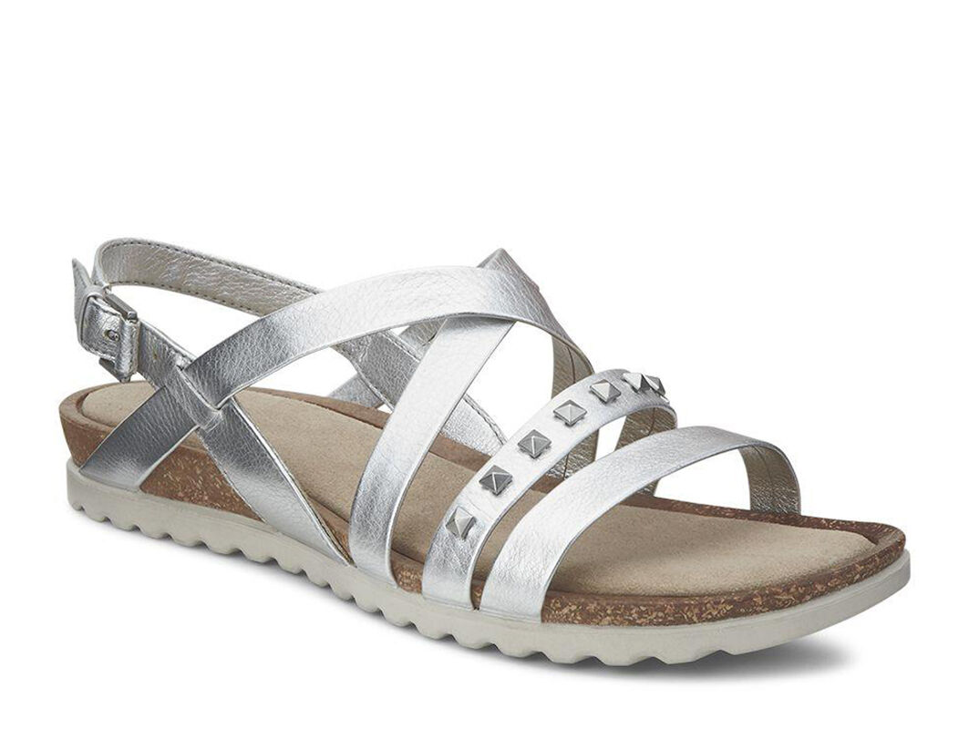 Light Silver Sandals Womens Ecco Dagmar In 2016 In More Styles