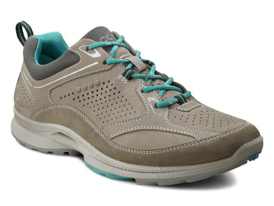 ECCO Womens BIOM Ultra Plus (WARM GREY/WARM GREY/FANFARE)