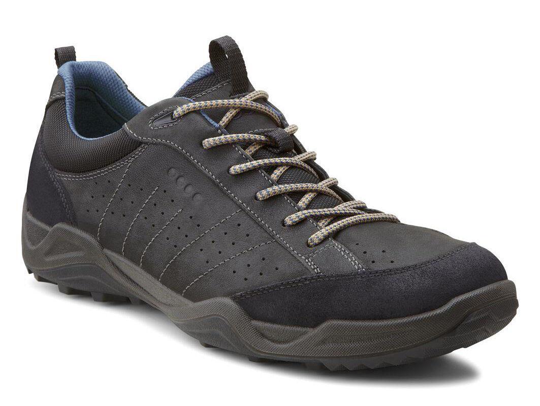 Best Online ECCO Sierra II - Black/Black Casual Shoes