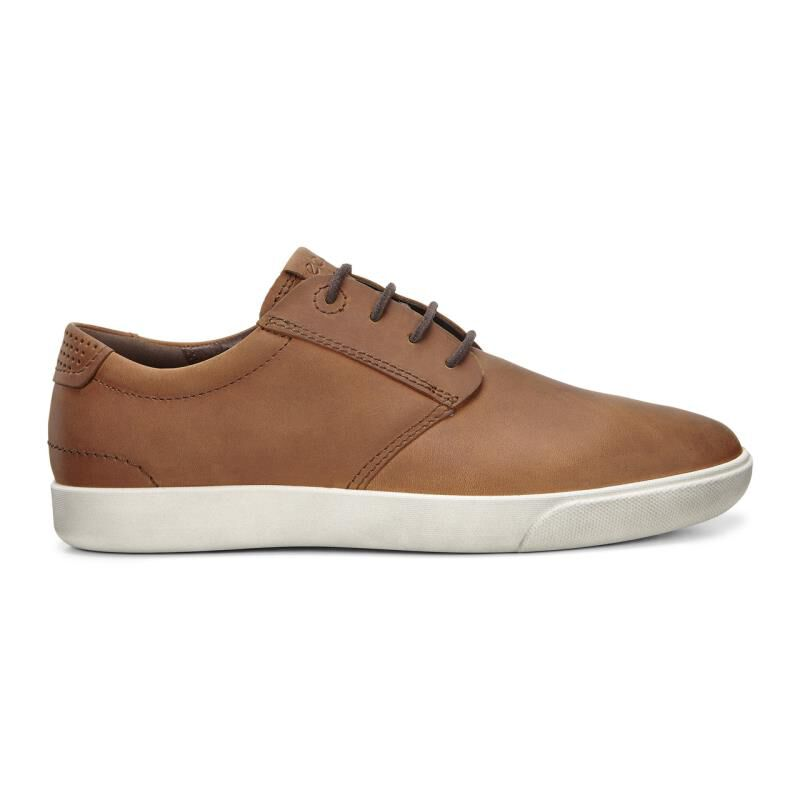 The Cheapest Sale Online Finishline Cheap Online ECCO Gary Slip On Sneaker(Men's) -Cocoa Brown Oil Nubuck Sale Comfortable Clearance Pictures Buy Cheap Good Selling nLGlQtGN0h