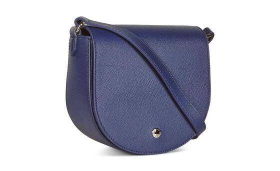 ECCO Iola Small Saddle Bag (DEEP COBALT)