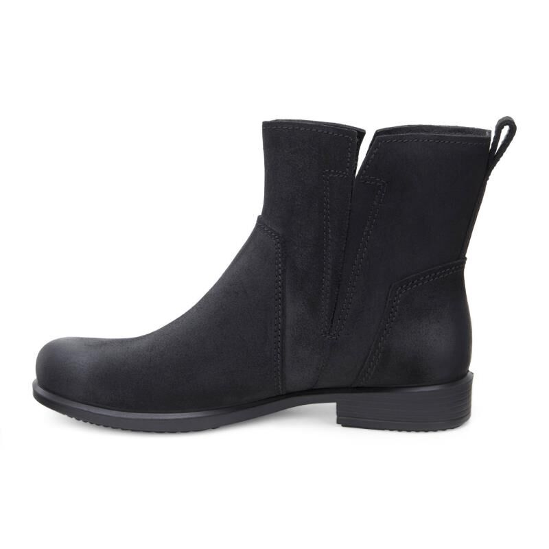 Womens Boots ECCO Touch 25 Ankle Boot Black