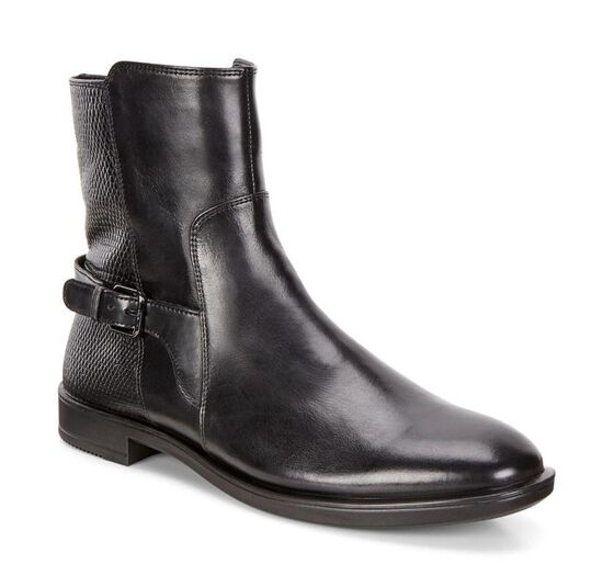ECCO Shape M 15 Boot (BLACK/BLACK)