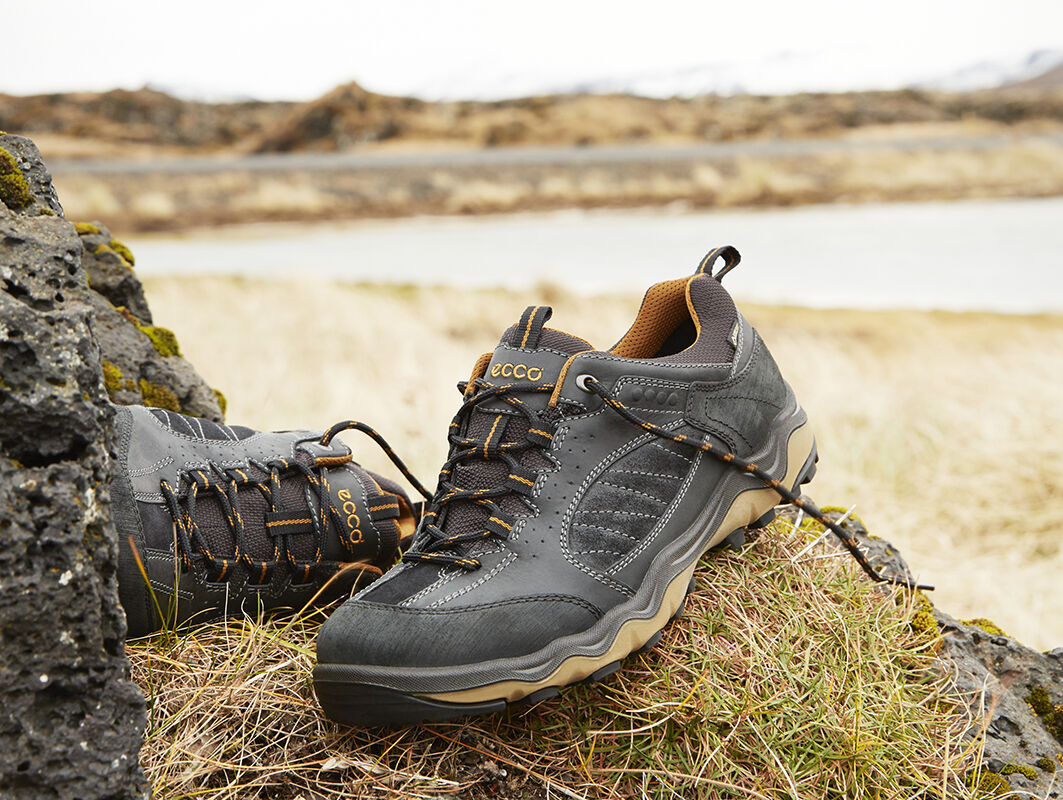 Ulterra Bas, Trekking Hommes Et Chaussures De Randonnée Ecco