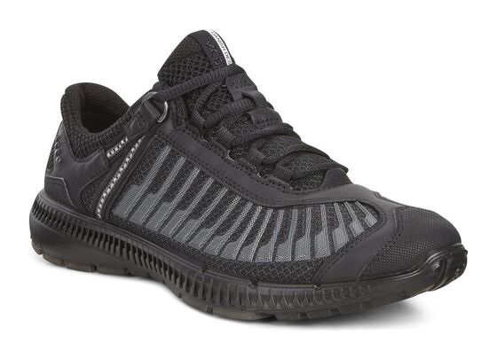 ECCO Womens Intrinsic TR Run (BLACK/BLACK)