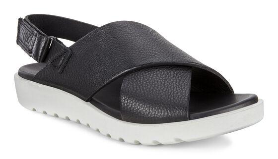 ECCO Freja Slide Sandal II (BLACK)