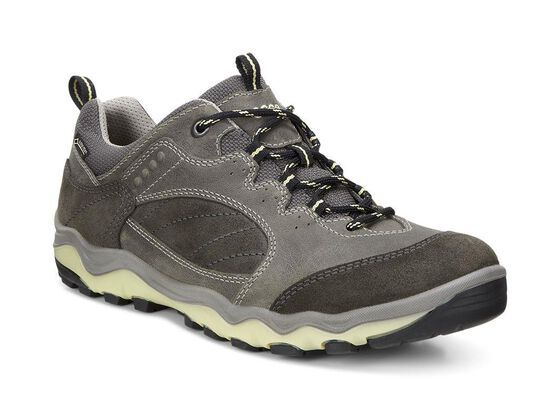 ECCO Womens Ulterra Lo GTX (DARK SHADOW/DARK SHA./POPCORN)