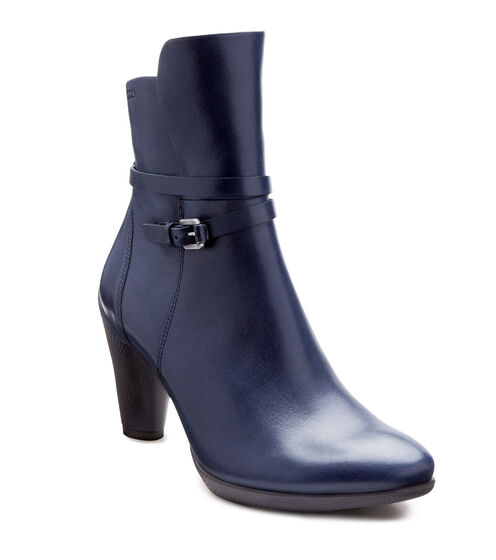 ECCO Sculptured 75 Ankle Boot (MIDNIGHT)