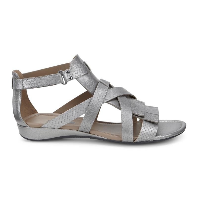 Womens Ecco Footwear Womens Bouillon II Gladiator Dress Sandal All The Best Size 37