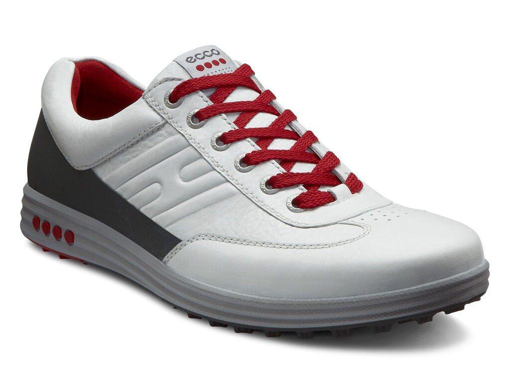 Mens Fashion Golf Shoes Size  White