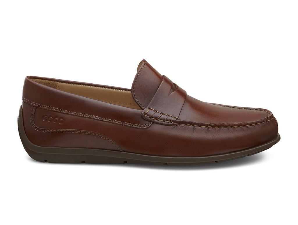 Ecco Classic Moc Penny Mens Shoes Ecco Usa