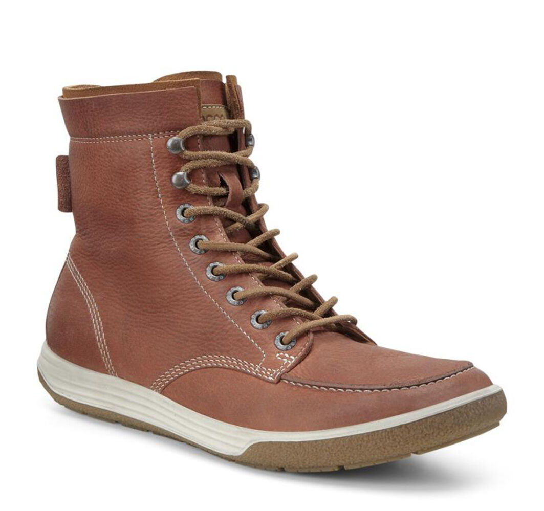Womens Boots ECCO Chase II Boot Picante/Whiskey/Amber