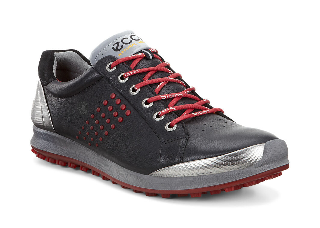 Ecco Biom hybrid 2 golf shoes, Black