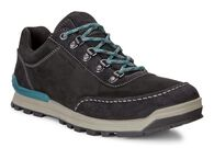 ECCO Mens Oregon Retro SneakerECCO Mens Oregon Retro Sneaker BLACK/BLACK (51052)