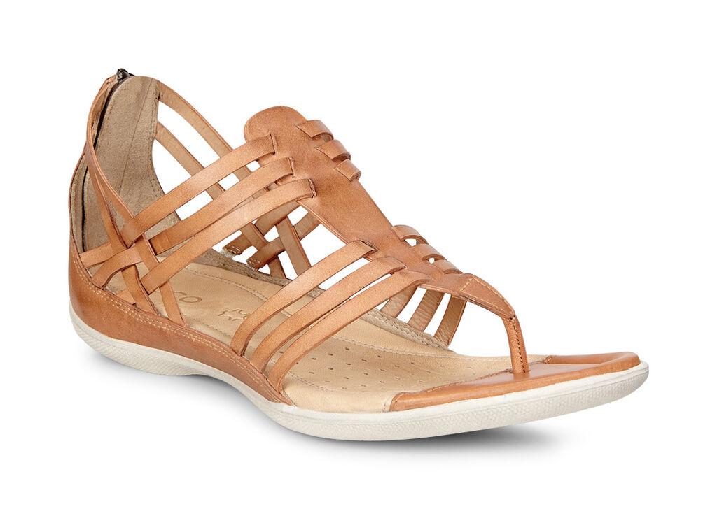 Women S Casual Leather Lattice Shoes