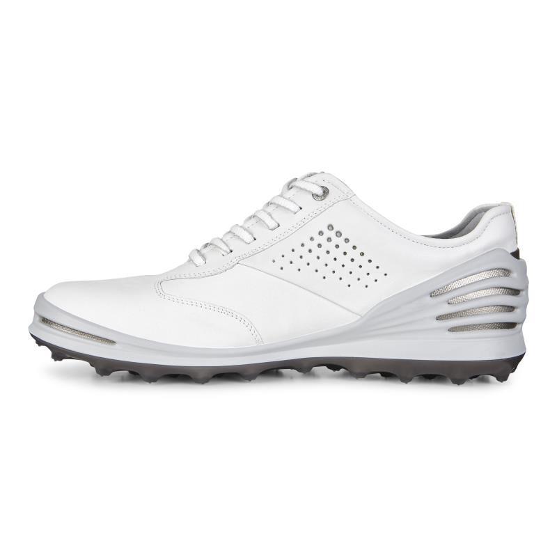 White Ecco Shoes Sz 44 / 9 / 10