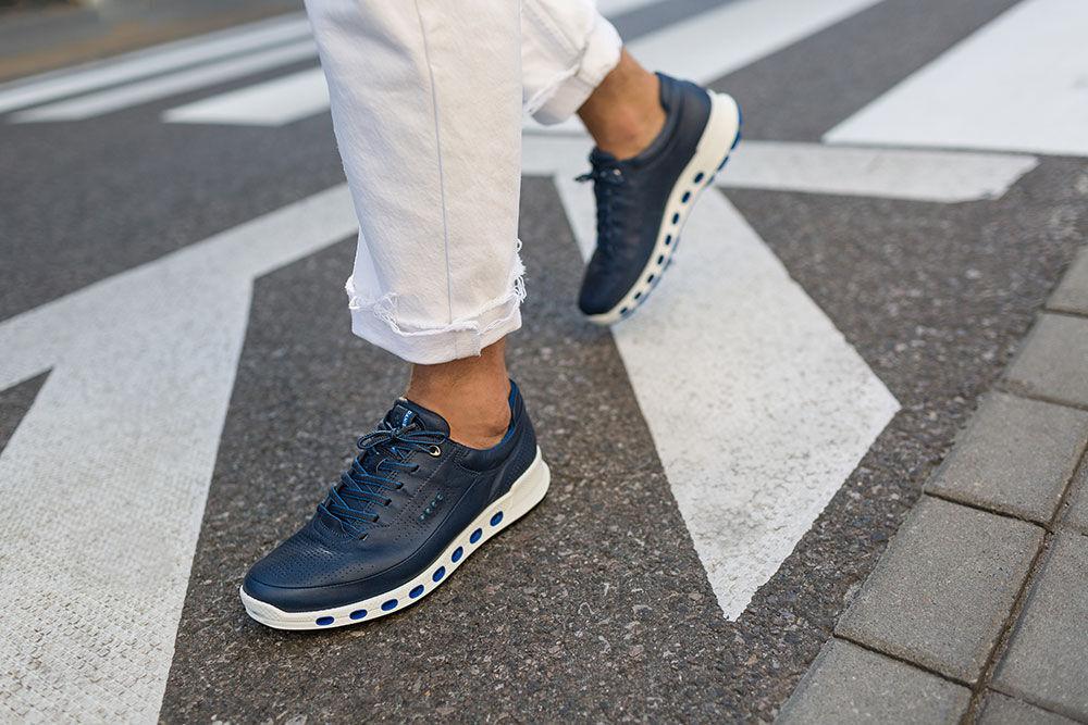 eccoCOOL 2.0 - Walking trainers - true navy qqP5Jbmzc