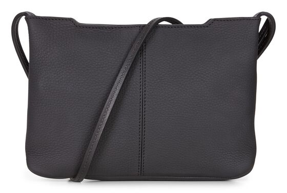 ECCO Jilin Small Crossbody (BLACK)