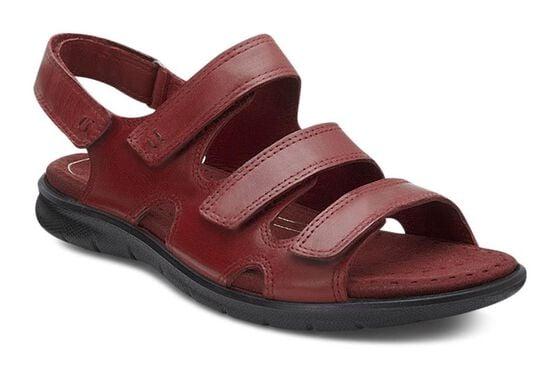 ECCO Babett Sandal 3 Strap (MOON ROCK)