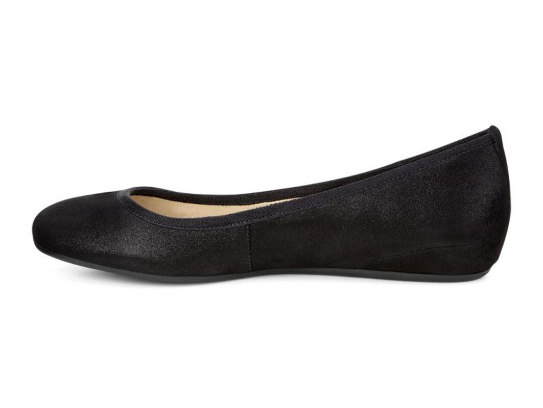 Cheap Womens Shoes ECCO Owando Black on sale