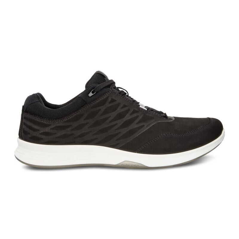 ... ECCO Mens Exceed LowECCO Mens Exceed Low BLACK (02001) ...