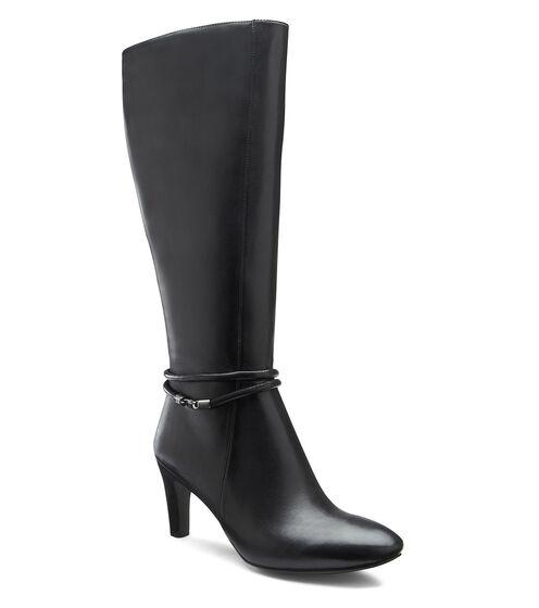 ECCO Nephi Tall Boot (BLACK)