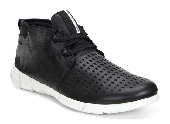 ECCO Womens Intrinsic Chukka (BLACK)