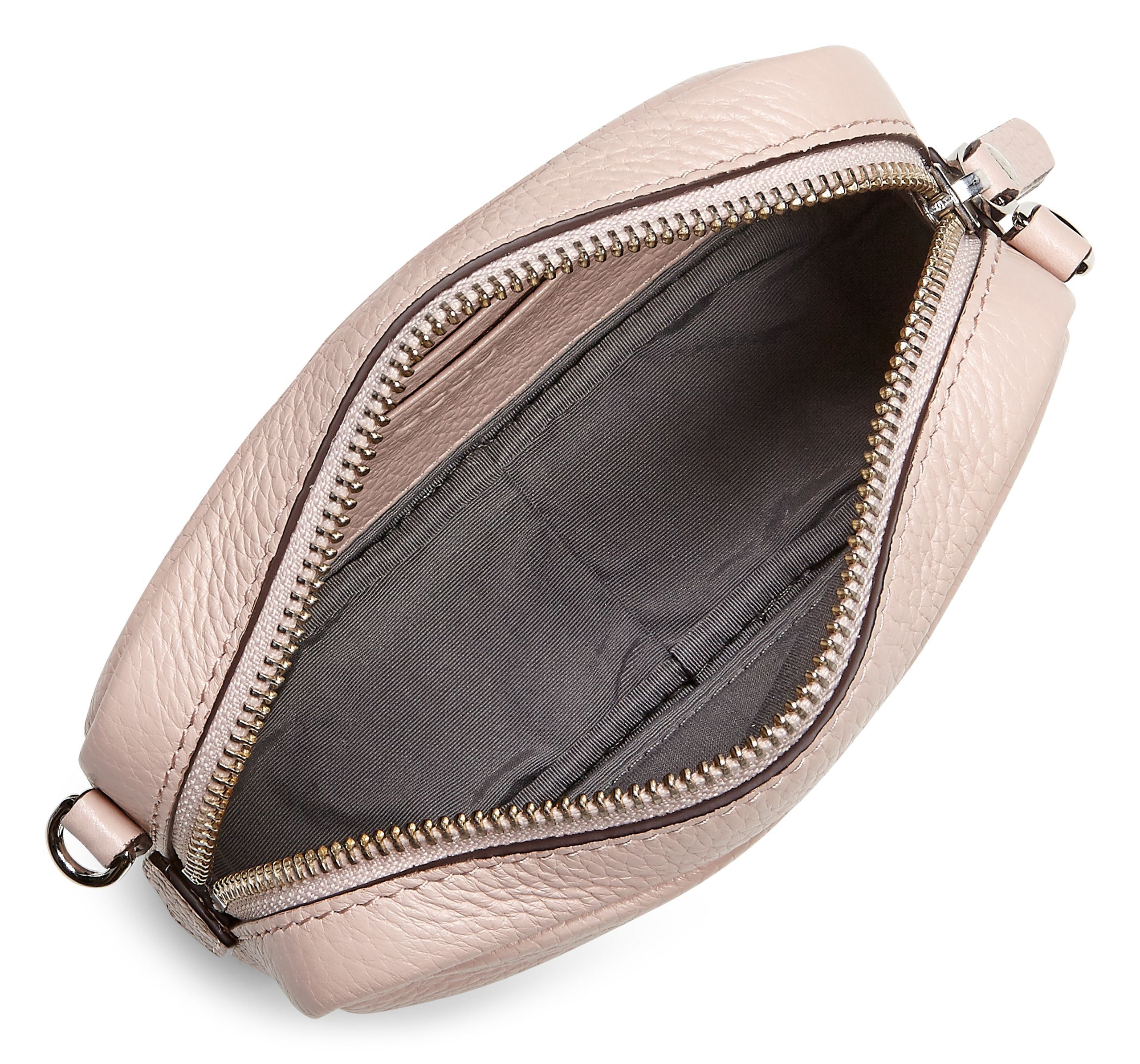... ECCO Isan Pouch with StrapECCO Isan Pouch with Strap ROSE DUST (90418)  ...