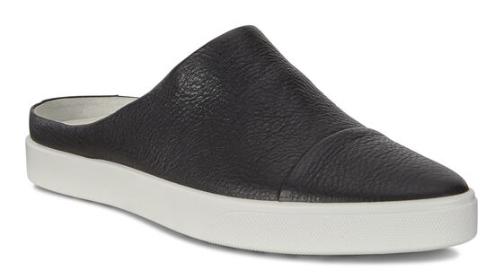 ECCO Gillian Slide (BLACK)