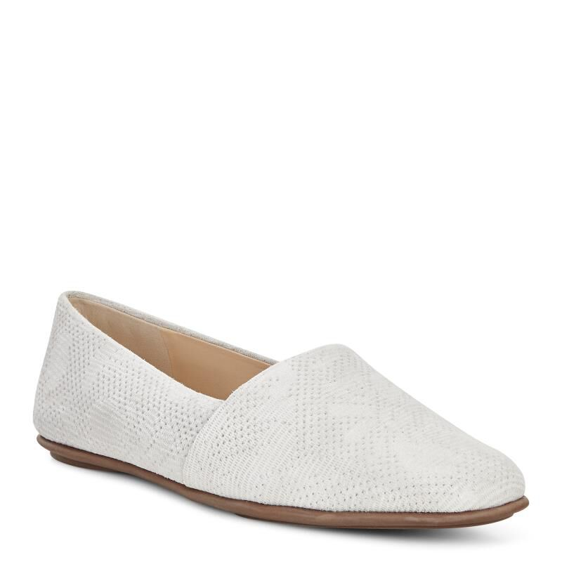 Womens Shoes ECCO Osan Loafer Shadow White
