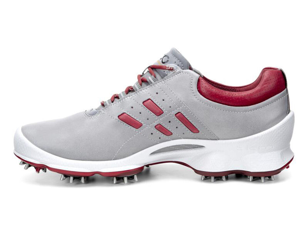 ... ECCO Mens BIOM Golf LaceECCO Mens BIOM Golf Lace WILD DOVE/BRICK  (59032) ...