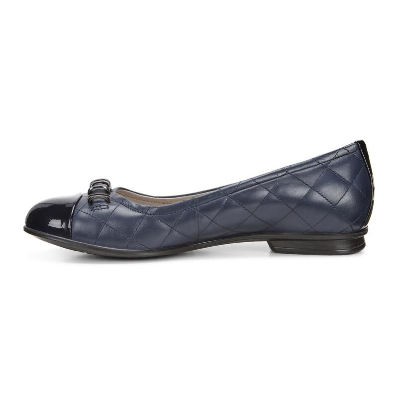 Touch Quilted Ballerina ECCO B7w8MofjEi