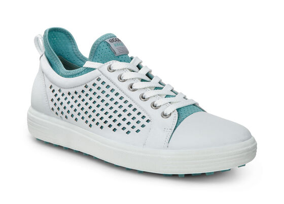 ECCO Womens Summer Hybrid (WHITE/AQUATIC)