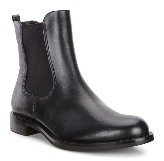 ECCO Shape 25 Ankle Boot (BLACK)