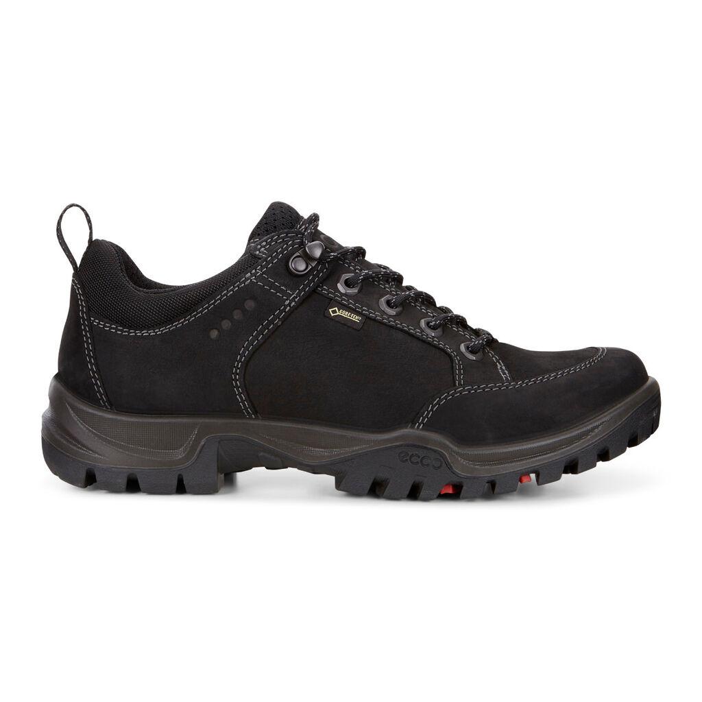 Black Ecco Hiking Shoes