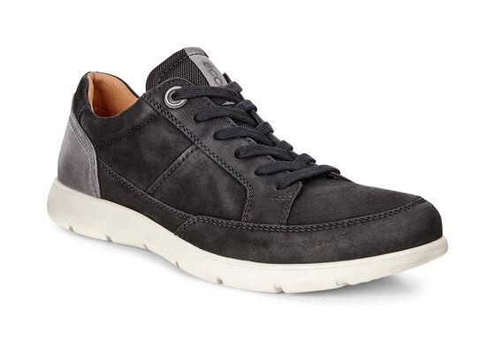 ECCO Iowa Neo Sneaker (BLACK/TITANIUM)