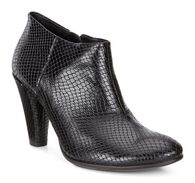 ECCO Shape 75 Round Shootie (BLACK)