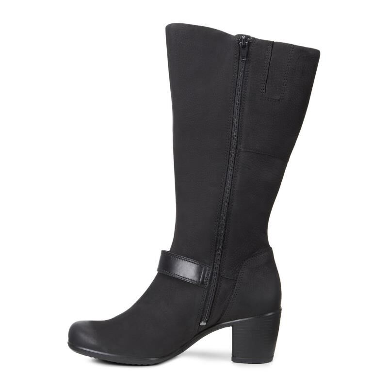 Womens Boots ECCO Touch 55 Tall Boot Black