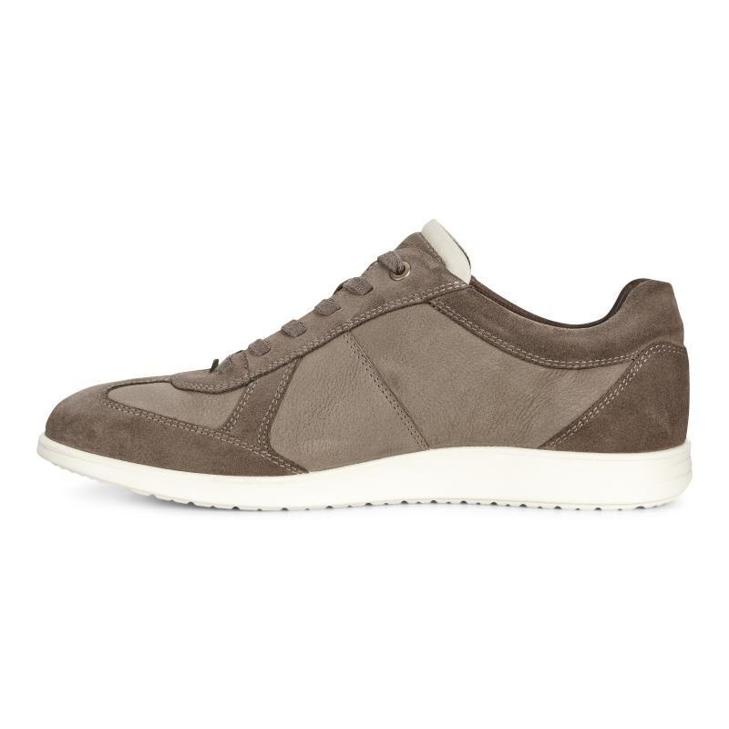 ... ECCO Indianapolis SneakerECCO Indianapolis Sneaker DARK CLAY/TARMAC  (55870) ...