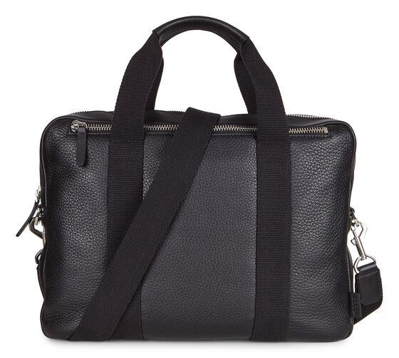 ECCO Eday L Laptop Bag (BLACK)