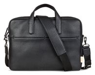 "ECCO Mads Laptop Bag 13"" (BLACK)"