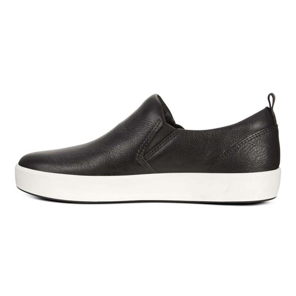 Black Casual Shoes With White Sole What Socks