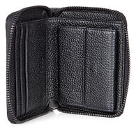 ECCO SP 2 Medium Zip WalletECCO SP 2 Medium Zip Wallet in BLACK (90000)