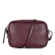 ECCO SP 2 Pouch With StrapECCO SP 2 Pouch With Strap in WINE (90633)