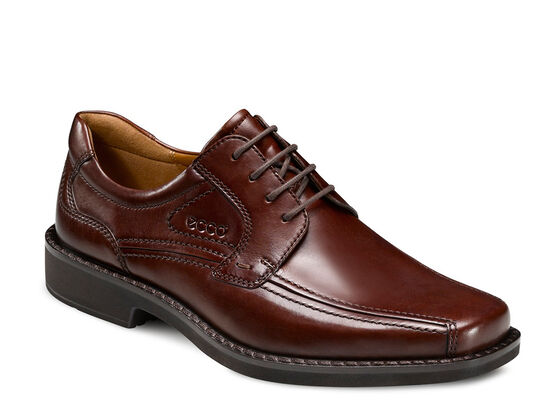 ECCO Seattle Bicycle Toe Tie (COGNAC)