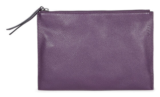 ECCO Sculptured Clutch (MAUVE)