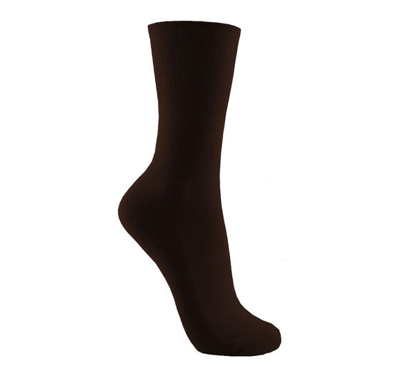 ECCO Womens Mid Cushion Sock (POWDER BROWN)