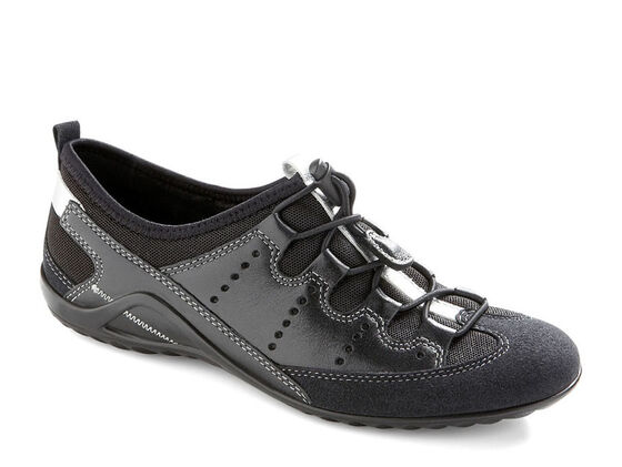ECCO Vibration II Toggle (BLACK/BLACK)
